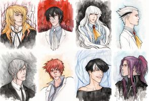 Noblesse Portraits by Boolsajo