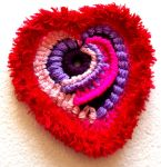 Freeform Heart by Craftcove