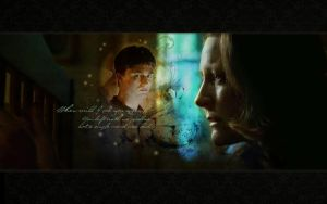 HP Wallpaper Series - Lily Potter by drkay85