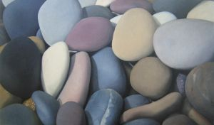 Norwich Pebbles II - WIP by I-Am-Coma-White