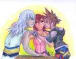 KH2 - Tricolor by LynxGriffin