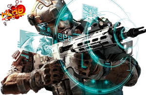 ghost recon render 1 by XLR8gfx