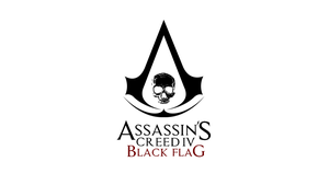Assassin's Creed 4 Black Flag Simple Wallpaper by TheJackMoriarty