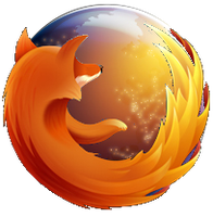 Firefox - New Logos by SuprVillain