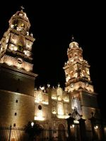 Catedral - Morelia Mich. Mx by patycosplay
