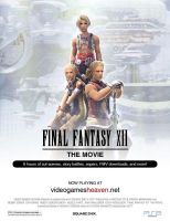 FFXII Movie Poster 001 by yic