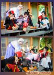 cosplay Kumo brothers Shirasu 1 by NakagoinKuto