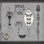 Spell on You Elements by MarmiteMamie
