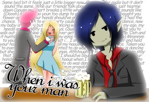 When i was you man by MalesitadeChristian