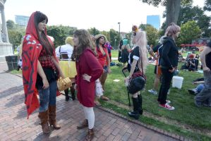 2014 Cosplay Picnic On the Common 9 by Miss-Tbones