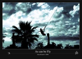 As can be fly :D by thekitsch