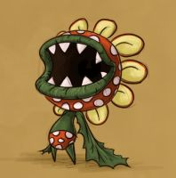 Petey Piranha by Horuni