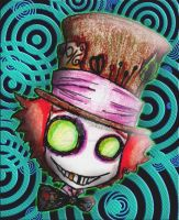 Mad Hatter by SquishyHattress