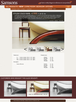 Samsons Couches by magnesia