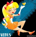 FA Sailor Venus Cut Out Style by MaryBellamy