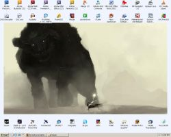 Colossus Desktop by Inaaca