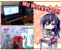 My Workplace by sonnyaws