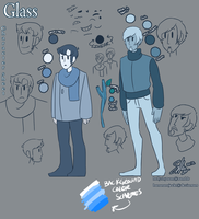 GLASS: Character sheet by PapaSam