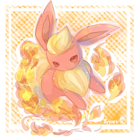 .flareon by Effier-sxy