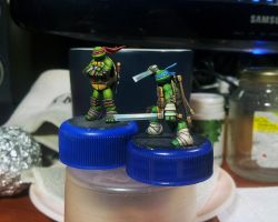 Brothers WIP by Tarrom
