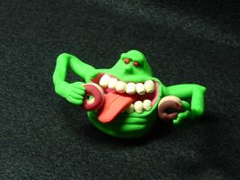 Slimer by ProfessorThorn