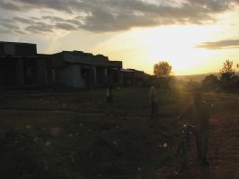 Sunset Bungoma by eaukes