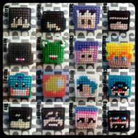 Minecraft pin collage by xhappybearx