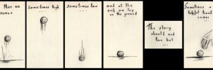 Life is like a ball by Arnolf