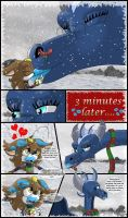 A Friend for Christmas Page 3 by RobtheHoopedChipmunk