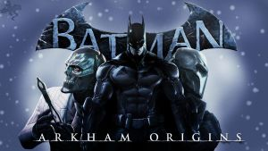 Batman : Arkham Origins - Wallpaper by SendesCyprus