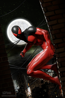 Kaine - The Scarlet Spider by BMFreed