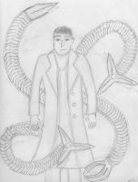 The Good Doctor Octopus by Creativity-Squared