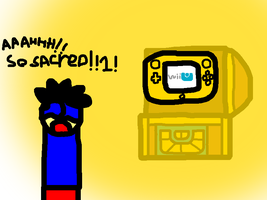The Golden Gamepad by Blazikenpwnsyou