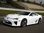 Lexus LFA 2011 by TheCarloos