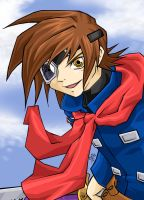 Vyse by cowgirlem