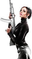 Viola From Saints Row By Ashish913 by Ashish-Kumar