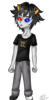 Sollux Captor by celestial-lights