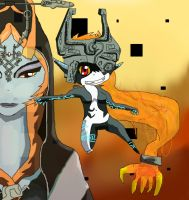 Midna by PhantomDragon62