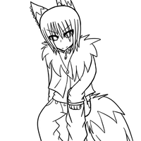 WIP? Kage Sketch~ by Shadow-Rukario