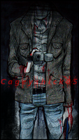 Outlast: Miles Upshur by Cageyshick05