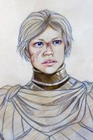 Brienne of Tarth by clefchan