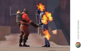 Wish You Were Here (TF2) by Greenday2004