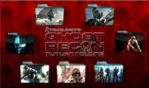 Ghost Recon Future Soldier by lewamora4ok