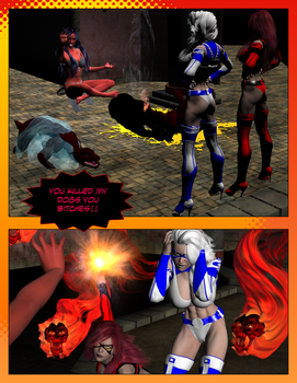 Release the Hounds Comix Page 2 by TheBadLieutenant