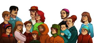 South Park by Enife
