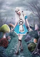 Welcome To My Wonderland by HelenKei