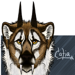 Catia Badge by galianogangster