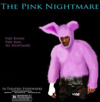 Pink Nightmare - Mike Tyson by Robotlick