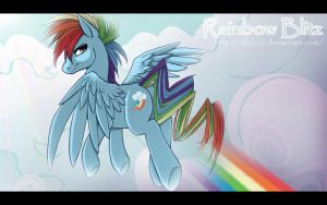 Rainbow Blitz by Pocki07
