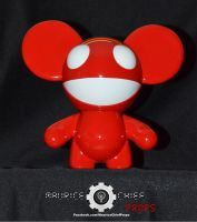 Deadmau5 Figure finished by Mauricechief
